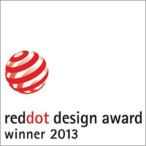 "Red Dot Award 2013 in der Kategorie Communication Design für die Röben-Klinker Kampagne ""Brick-Design""."