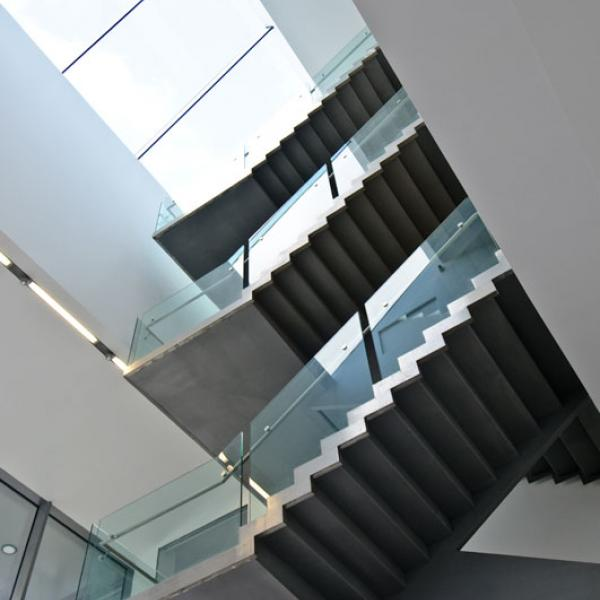 Liverpool (GB): Art & Design Academy - Rick Mather Architects
